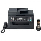 Panasonic 24PPM Printing, 9600 dpi color scanning, 33.6Kbps fax, LAN, USB 2.0