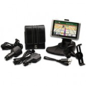 Garmin 4.3'' GPS w/ Lifetime Map Updates 2 Car Charger, USB Cbl, Case, Frctn Mnt